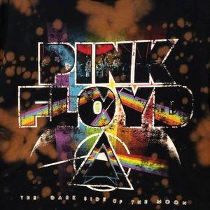 Pink Floyd Shirts - VINTAGE BAND TEE